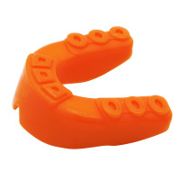 Капа для ММА и Бокса - оранжевая