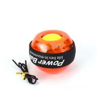 Кистевой тренажер powerball для тренировки рук оранжевый