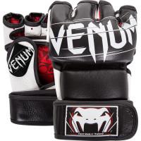 Перчатки для mma venum undisputed 2.0 mma gloves black