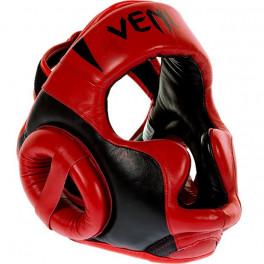 Шлем боксерский Venum Absolute Headgear 100% Premium Leather - White