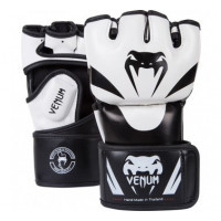 Перчатки mma venum attack gloves - skintex leather