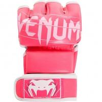 Перчатки для mma venum undisputed 2.0 mma gloves Pink