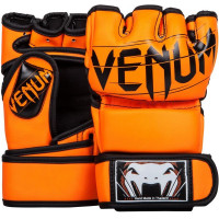 Перчатки для mma venum undisputed 2.0 mma gloves orange