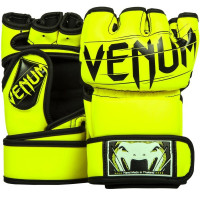 Перчатки для mma venum undisputed 2.0 mma gloves Yellow