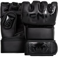Перчатки для mma venum undisputed 2.0 mma gloves Matte/Black
