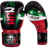 Перчатки боксерские Venum Elite Mexique Black