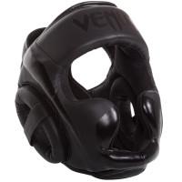 Шлем боксерский venum neo black