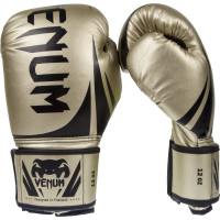 Перчатки боксерские venum challenger 2.0 boxing gloves - gold