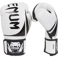 Перчатки боксерские venum challenger 2.0 boxing gloves - white