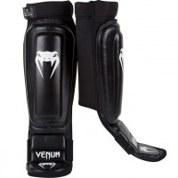 Защита ног Venum 360 MMA Shinguards - Black