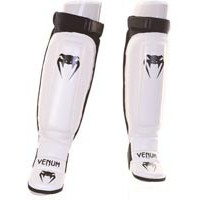 Защита ног venum 360 mma shinguards - ice