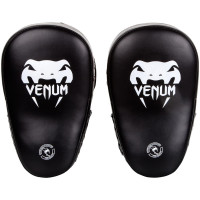 Тренерские лапы venum elite big focus mitts black
