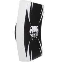 Тайпэды Venum Absolute Long Kick Shield - Black/Ice