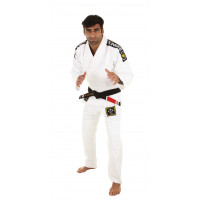 Кимоно для бжж kingz basic 2.0 jiu jitsu gi - white
