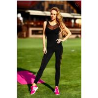 Комбинезон designed for fitness sexy black