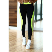 Лосины designed for fitness basic lemon