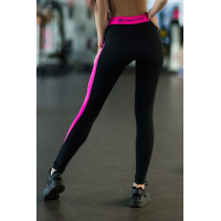 Лосины designed for fitness basic pink