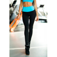 Лосины designed for fitness cistal high waist
