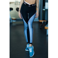 Лосины designed for fitness pro hight waist white
