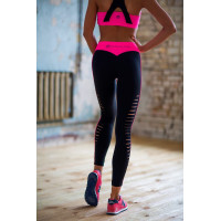 Лосины designed for fitness confetto stripes