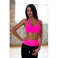 Спортивный топ designed for fitness  Basic Pink