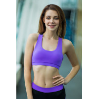 Спортивный топ designed for fitness  basic lavender
