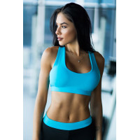 Спортивный топ designed for fitness  basic cristal
