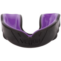 Капа боксерская venum challenger black/purple