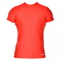 Рашгард berserk martial fit red short sleeves