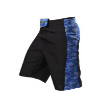 Шорты mma berserk evolution fit blue