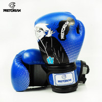 Боксерские перчатки Pretorian kids blue