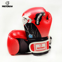 Боксерские перчатки Pretorian kids red