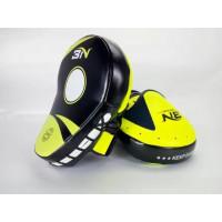 Лапы bn grant boxing focus pads желтые