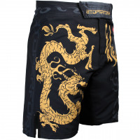Шорты мма btoperform golden dragon