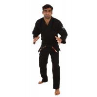 Кимоно для бжж kingz classic 2.0 jiu jitsu gi - black