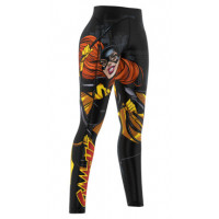 Леггинсы smmash cross wear batcat