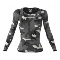Рашгард woman smmash cross wear camo