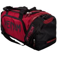 Сумка venum trainer lite sport bag - red