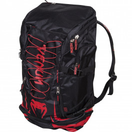 Рюкзак venum challenger xtreme backpack - red devil