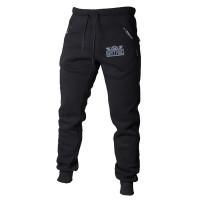 Спорт-брюки варгградъ мужские черные в-л