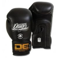 Боксеркие перчатки danger contact pro black