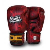 Боксерские перчатки danger army edition red