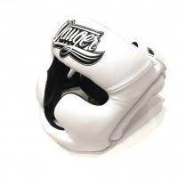 Шлем боксерский danger classic thai white