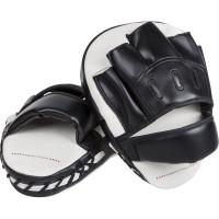 Лапы venum light focus mitts - ice/black