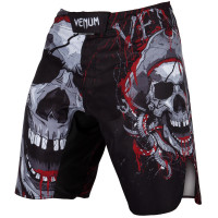Шорты venum pirate 3.0 black/red