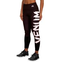 Компрессионные штаны venum women giant black/white
