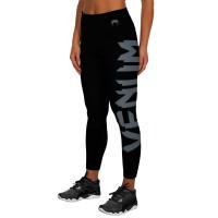 Компрессионные штаны venum women giant black/grey