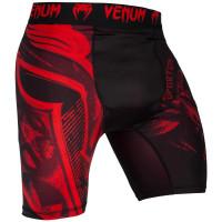 Компрессионные шорты venum gladiator 3.0 - black/red