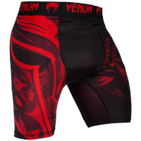 Valetudo шорты venum gladiator 3.0 - black/red