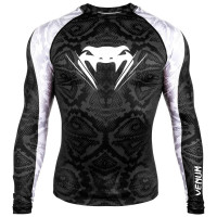 Рашгард venum amazonia 5.0 rashguard long sleeve black